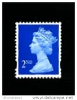 GREAT BRITAIN - 1998  MACHIN  2nd  LB  PERF. 14  MINT NH  SG X1665Ec - 1952-.... (Elisabetta II)