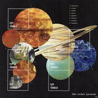 TUVALU / Espace Sondes Et Planete 1 Blocs 6 Valeurs + 1 Bloc 1 Valeur Dentelées TTB MNH Valeur 16.00 Vente 6.00 Euros - Space