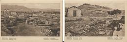 ASIE  -  JERICHO   (2 Cartes) - Israele