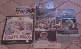 AFFICHE CINEMA ORIGINALE FILM PIRATE MOVIE + 8 PHOTOS EXPLOITATIONS Ken ANNAKIN ATKINS Kristy McNICHOL 1982 - Posters