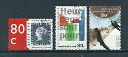 1995 Netherlands Complete Set Mixed Issue Used/gebruikt/oblitere - Gebruikt