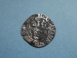 Blanc Dit à L'hexalobe De Jean V Duc De Bretagne. - 476-1789 Monnaies Seigneuriales