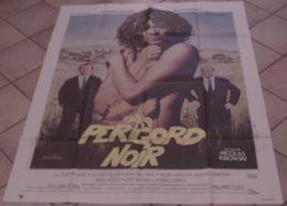 AFFICHE CINEMA ORIGINALE FILM PERIGORD NOIR Nicolas RIBOWSKI Roland GIRAUD Jean CARMET LANDI TBE 1989 - Posters