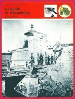 La Bataille De Wissembourg, Bataille Du Geisberg, Guerre Franco-prussienne De 1870 Napoléon III Second Empire - Histoire