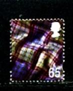 GREAT BRITAIN - 2000  REGIONAL SCOTLAND 65p   MINT NH - Regionali