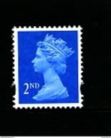 GREAT BRITAIN - 1998  MACHIN  2nd  CB  PERF 14  MINT NH  SG  X1664a - 1952-.... (Elisabetta II)
