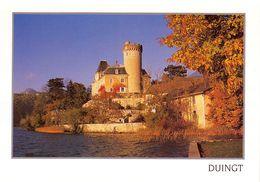 CPA - CPSM - 74 - DUINGT - Le Château - GF.60 - Duingt