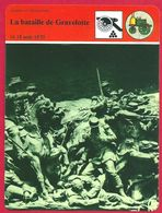 La Bataille De Gravelotte, Bataille De Saint-Privat, Guerre Franco-prussienne De 1870 Second Empire Napoléon III - Histoire
