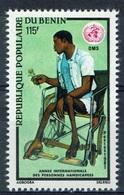 Benin, Year Of Disabled People, 1981, MNH VF - Benin - Dahomey (1960-...)