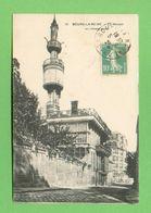 CPA FRANCE 92  ~  BOURG-LA-REINE  ~   50  La Maison En Ciment Armé  ( E.L.D. 1925 )  2 Scans - Bourg La Reine