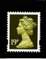 GREAT BRITAIN - 2000  MACHIN  19p  RB  EX PRESTIGE BOOKLET  MINT NH - 1952-.... (Elisabetta II)