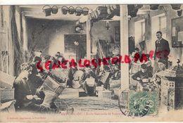 52- FAYL BILLOT- ECOLE NATIONALE DE VANNERIE- VANNIERS  VANNIER 1907 - Fayl-Billot