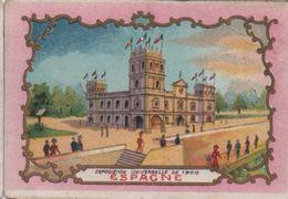 Chromo Enluminé/Exposition Universelle De 1900/ Bon Point /Espagne/ K & S Editeurs Paris/1900     IMA361 - Otros
