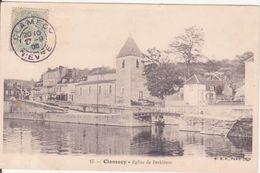 CPA - 15. CLAMECY - église De Bethléem - Clamecy