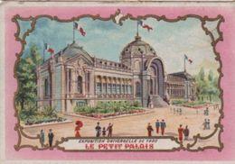 Chromo Enluminé/Exposition Universelle De 1900/ Bon Point /Le Petit Palais/ K & S Editeurs Paris/1900     IMA366 - Chromos