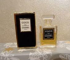 Miniature COCO  CHANEL  Eau De Parfum 4 Ml Dans Sa Boîte - Miniatures Womens' Fragrances (in Box)