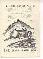 Ex Libris.80mm115mm - Ex-libris