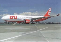 LTU Germania Airbus A330 D-ALPC Los Angeles - 1946-....: Moderne