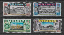 Serie De Brunei Nº Yvert 172/75 (**). - Brunei (1984-...)