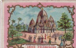 Chromo Enluminé/Exposition Universelle De 1900/ Bon Point /Inde Française/ K & S Editeurs Paris/1900     IMA369 - Chromos