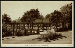 RB 1191 - Raphael Tuck Postcard - Kensington Gardens Lowestoft Suffolk - Lowestoft