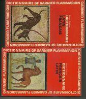 Goelzer Henri : Dictionnaire Latin Français Et Français Latin - Dictionaries
