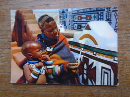 South Africa , Femme N'debele - Afrique Du Sud