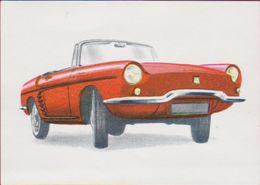 Chromo Chocolade Jacques Auto Voiture Car 1962 Nr. 12 Renault Floride - Jacques
