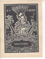 Ex Libris.105mm145mm. - Ex-libris