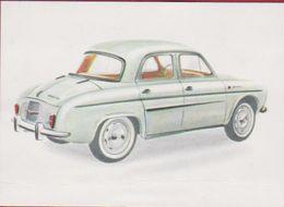 Chromo Chocolade Jacques Auto Voiture Car 1962 Nr. 13 Renauld Ondine - Jacques