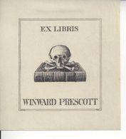 Ex Libris.70mm75mm. - Ex-libris