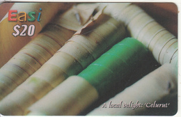 BRUNEI - A Local Delight/Celurut, DST Recharge Card $20, Exp.date 22/06/07, Used - Brunei