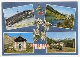 {77951} 05 Hautes Alpes Col De Vars , Multivues ; Divers Aspects - Non Classés