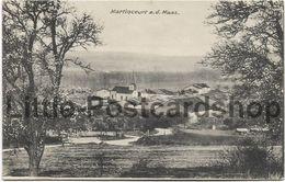 AK Martincourt An Der Maas Ca. 1915 Feldpostkarte Meuse - Guerre 1914-18