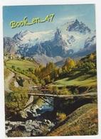 {77947} 05 Hautes Alpes Village Des Chazelets Et Le Massif De La Meije - Serre Chevalier