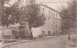 Corse Du Sud, Grosseto-Prugna, La Fontaine. - France