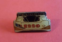 Pin's :  Peugeot Esso Très Joli - Peugeot