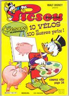 ¤ PICSOU MAGAZINE N°115 ¤ 09/1981 - Cochon Tirelire Peintre - Picsou Magazine
