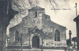 CHARENTE MARITIME - 17 - BROUAGE - L'église - France