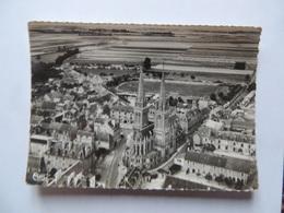 CP - LA DELIVRANDE (Calvados) - La Basilique - Vue Aérienne - La Delivrande
