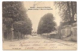 Beaune , Avenue De La République -- - Beaune