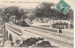 76 - ELBEUF - Viaduc Et Tunnel, Rue De L' Hospice - Elbeuf
