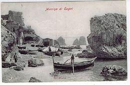 MARINA DI CAPRI FOTO.  ALINARI - Napoli (Naples)