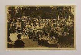 CARTE PHOTO    MILITARIA    A IDENTIFIER    VOIR SCAN RECTO/VERSO - France