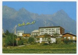 {77941} 05 Hautes Alpes Monetier Les Bains , Résidence Alpazur - France