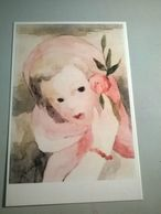 POSTACARD  MAURIE LAURENCIN RP-1 - Pintura & Cuadros