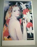 POSTACARD  MAURIE LAURENCIN RP-5 - Pintura & Cuadros