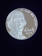 2010 Proof Jefferson Nickel - Federal Issues