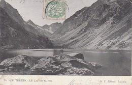 CPA Cauterets - Le Lac De Gaube - 1903 (33251) - Cauterets