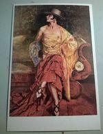 POSTACARD WOMAN    RP-4 - Pintura & Cuadros